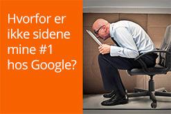 Din Digitale Butler - web og nettsidetjenester - SEO, søkemotoroptimalisering og synlighet.